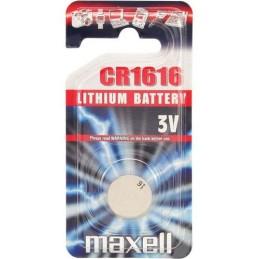 Pile de qualité CR1616