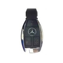 Télécommande Mercedes 3 boutons