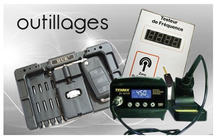 OUTILLAGES / SWITCH