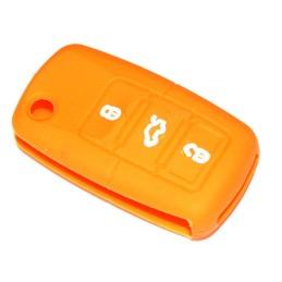 Housse silicone Orange pour VW