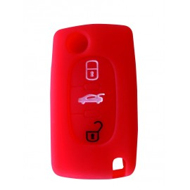 Housse silicone Rouge