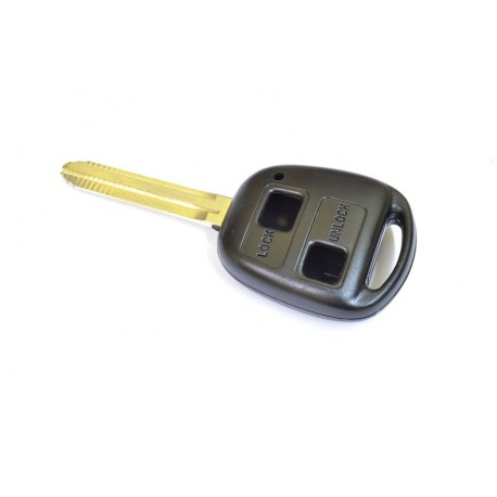 Coque Toyota - 2 boutons lame 2